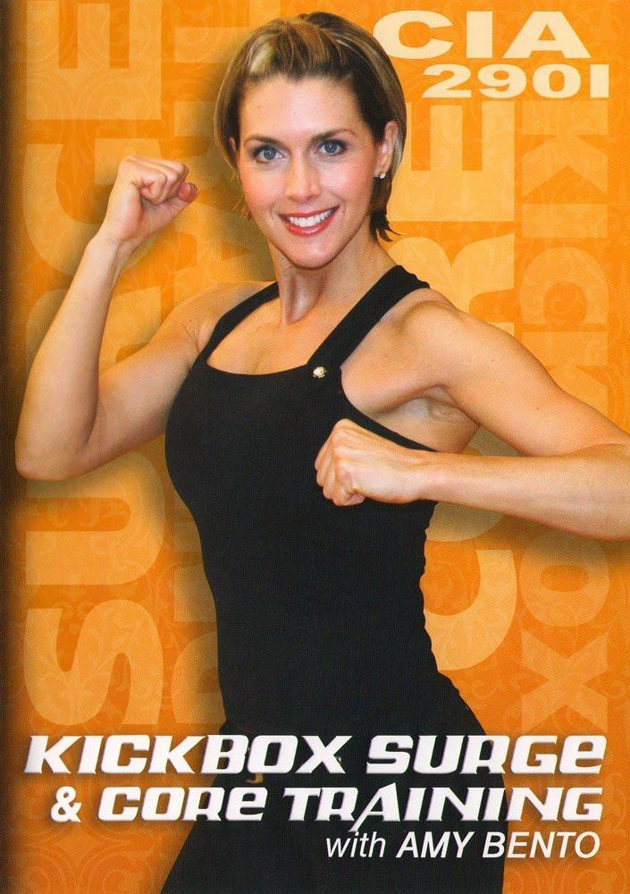 Amy Bento's Kickbox Surge & Core Training (CIA 2901)
