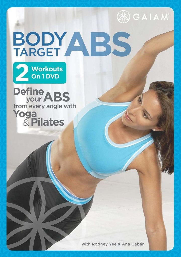 Body Target: Abs with Rodney Yee - Collage Video