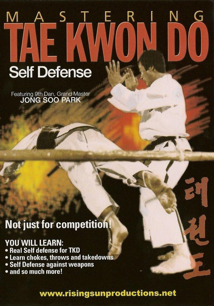 Mastering Tae Kwon Do: Self Defense - Collage Video