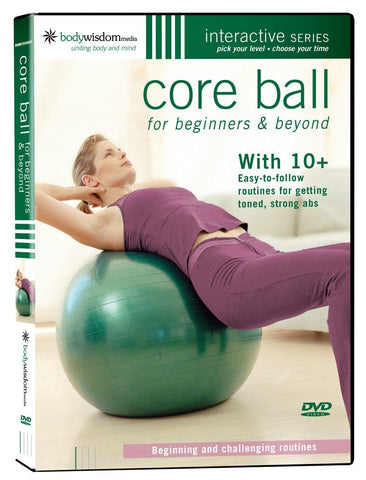 Core Ball For Beginners & Beyond