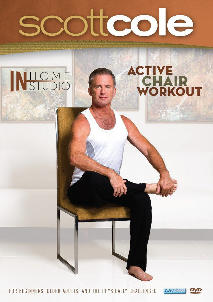 Scott Cole: Active Chair Workout - Collage Video