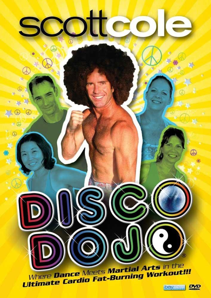Scott Cole: Disco Dojo Workout - Collage Video