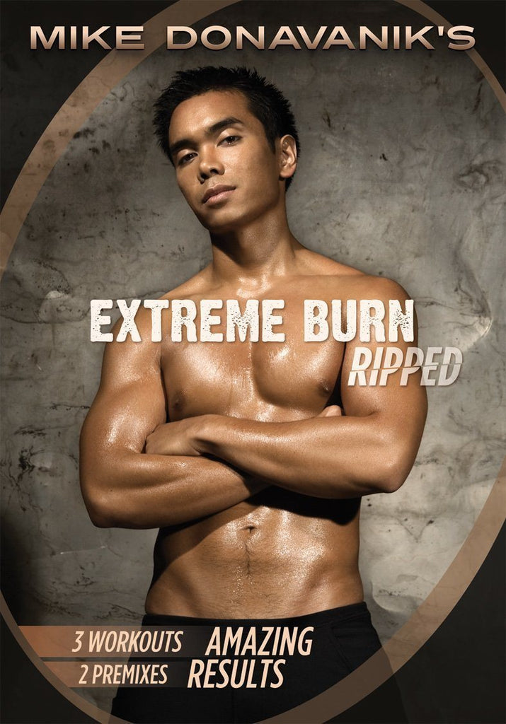 Mike Donavanik's Extreme Burn Ripped - Collage Video