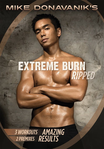 Mike Donavanik's Extreme Burn Ripped