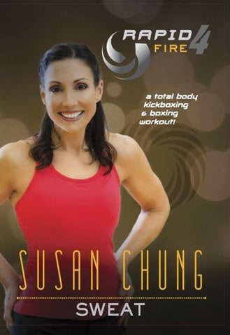 Susan Chung's Rapid Fire 4: Sweat