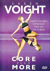 Karen Voight: Core Plus More - Collage Video