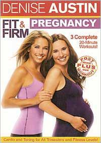 Denise Austin's Fit & Firm Pregnancy - Collage Video