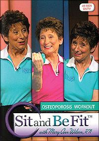 Sit and Be Fit: Osteoporosis Workout II - Collage Video