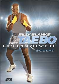 Tae Bo Get Celebrity Fit - Sculpt - Collage Video