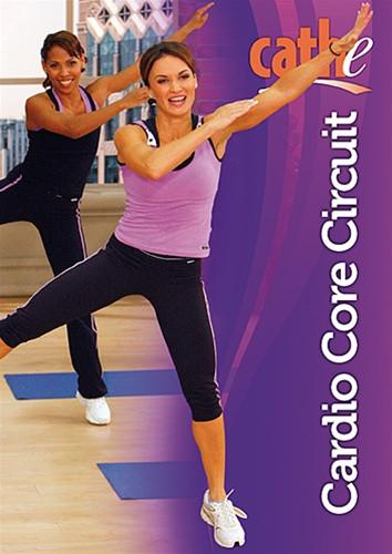 Cathe Friedrich's Cardio Core Circuit - Collage Video