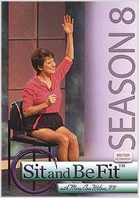Sit and Be Fit: Season 8 - Collage Video