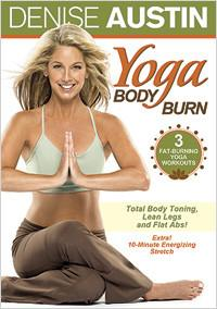 Denise Austin's Yoga Body Burn - Collage Video