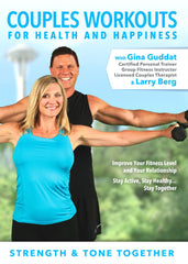 Couples Workouts: Strength & Tone Together - Collage Video