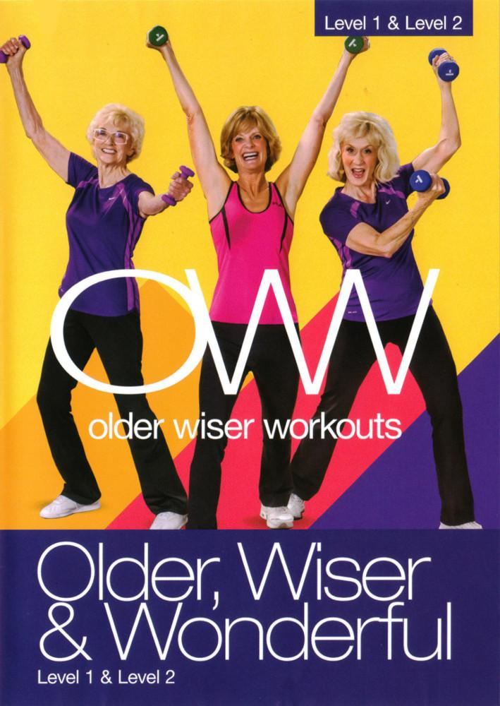 Older, Wiser and Wonderful: Level 1 & 2 - Collage Video