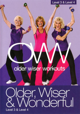 Older, Wiser and Wonderful: Level 3 & 4