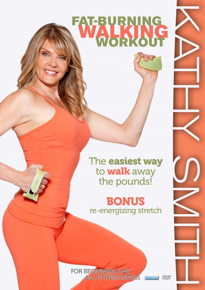 Kathy Smith: Fat-Burning Walking Workout - Collage Video