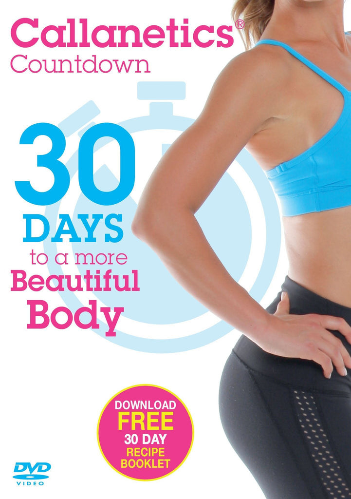 Callanetics Countdown: 30 Days to a More Beautiful Body - Collage Video