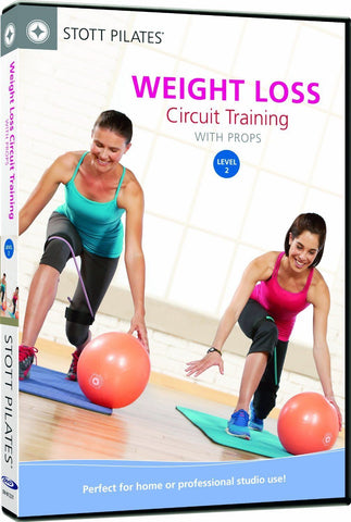 Stott Pilates: Weight Loss Circuit Training with Props, Level 2