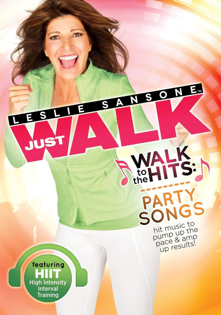 Leslie Sansone's Walk to the Hits Party Songs