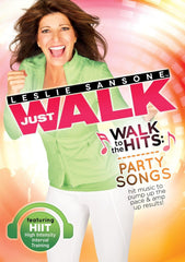 Leslie Sansone's Walk to the Hits Party Songs - Collage Video