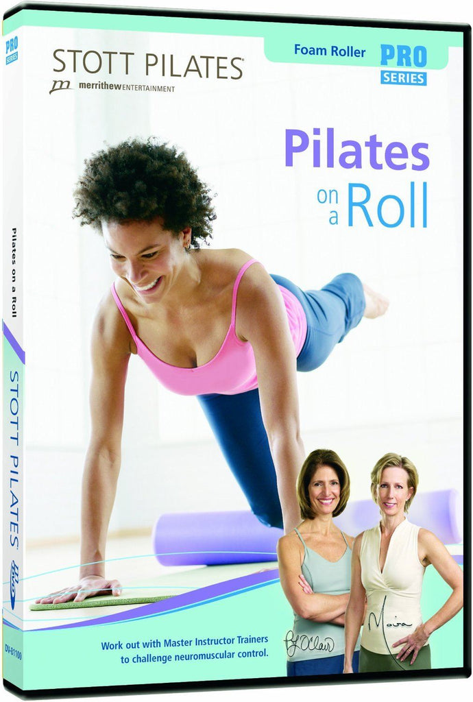 STOTT PILATES: Pilates on a Roll - Collage Video