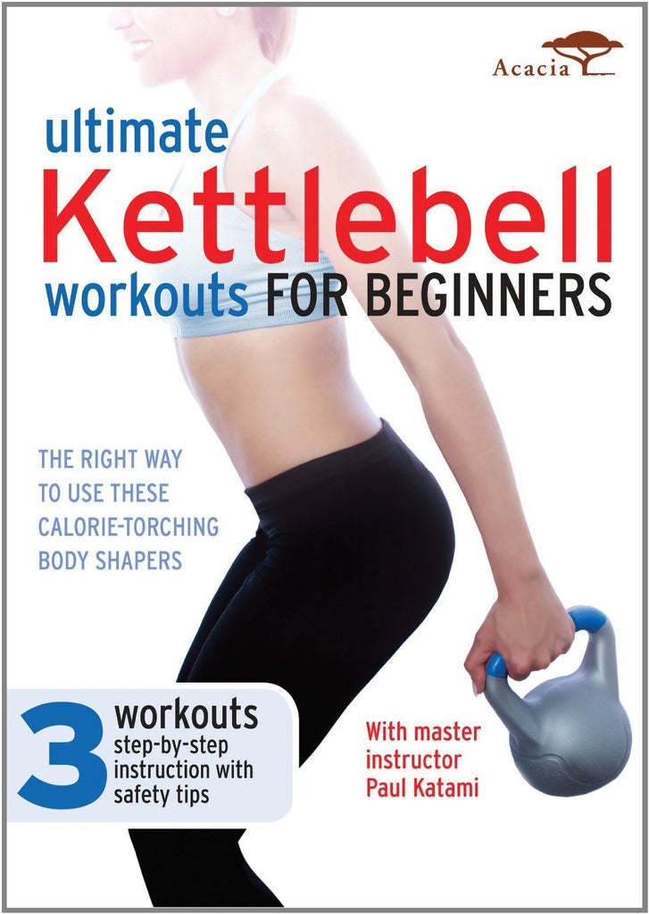 Paul Katami's Ultimate Kettlebell for Beginners