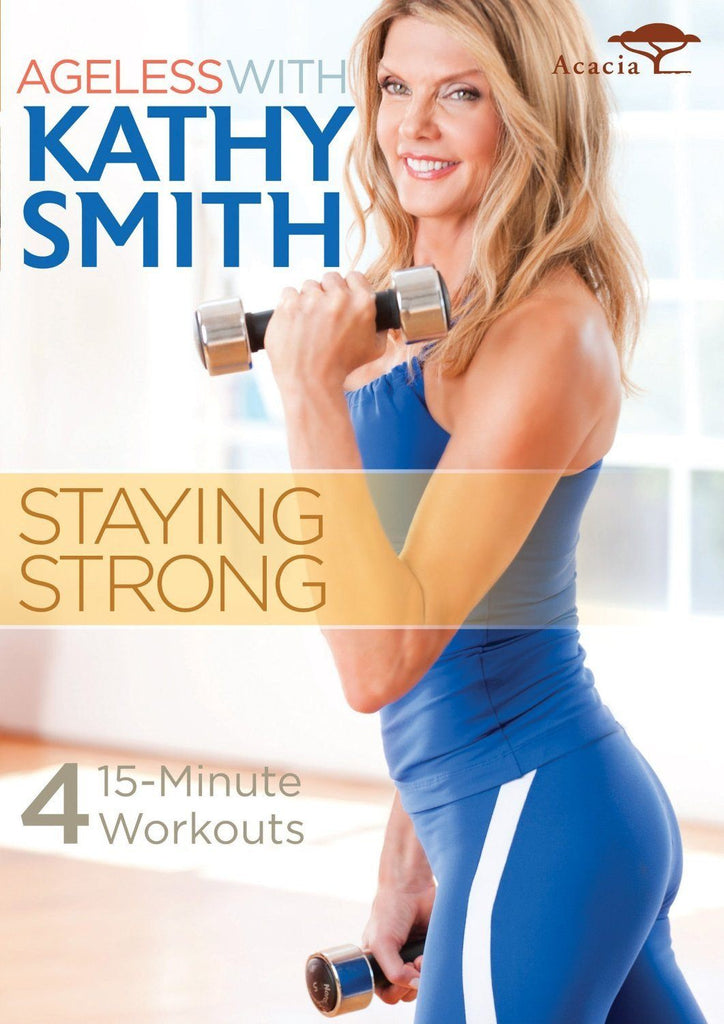 Kathy Smith's Ageless Staying Strong - Collage Video