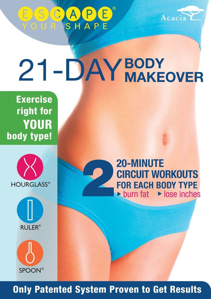 Escape Your Shape: 21-Day Makeover - Collage Video