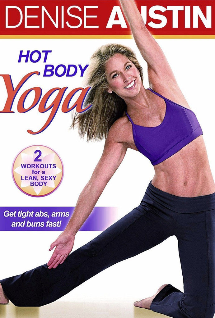 Denise Austin's Hot Body Yoga - Collage Video