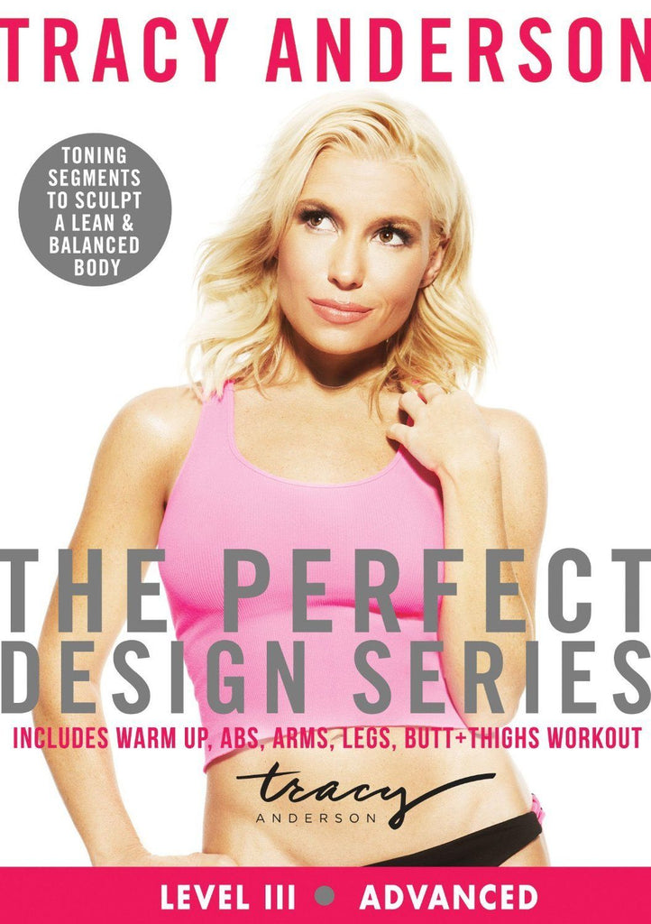 Tracy Anderson: Perfect Design Series - Level 3 - Collage Video