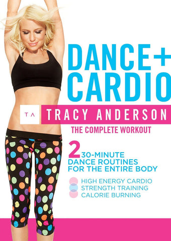 Tracy Anderson's Dance plus Cardio