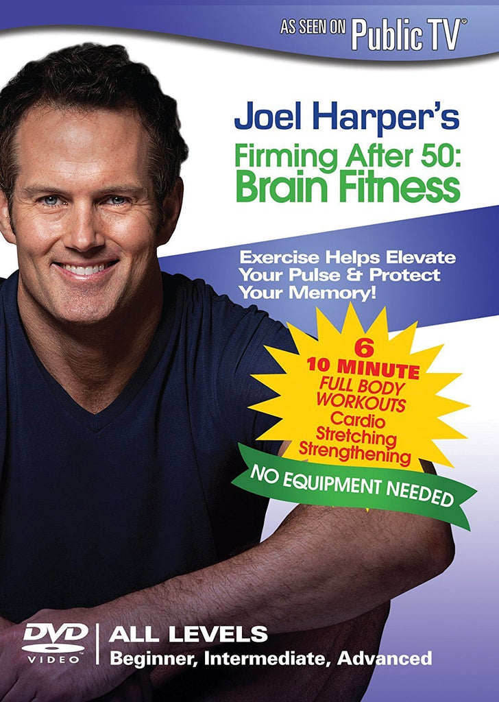 Joel Harper's Firming After 50 Brain Fitness - Collage Video