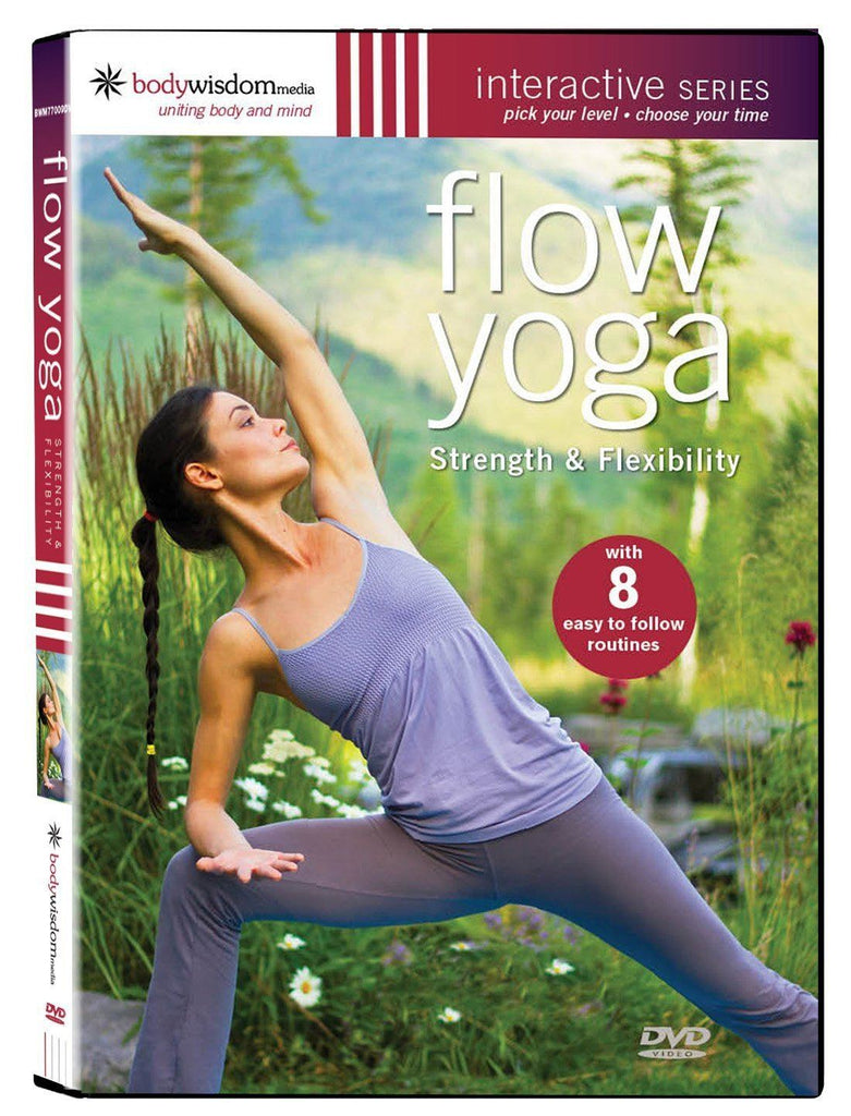 Flow Yoga: Strength and Flexibility - Collage Video