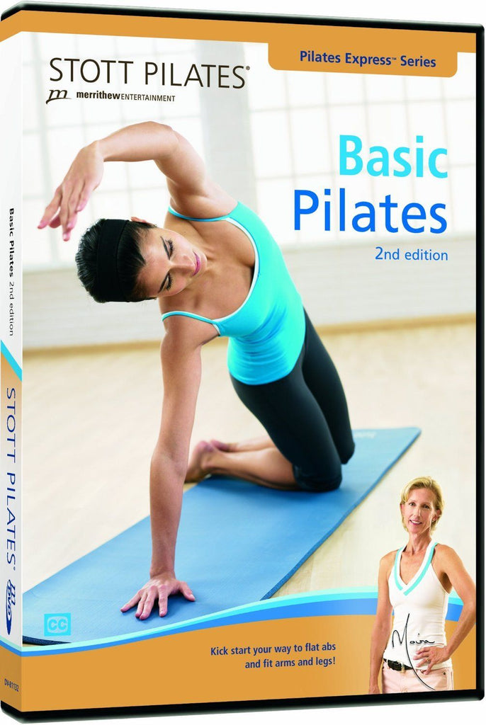 Stott Pilates: Basic Pilates 2nd Edition - Collage Video