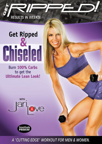 Jari Love's Get Ripped and Chiseled