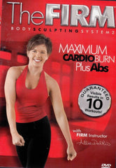 The Firm: Body Sculpting System 2- Maximum Cardio Burn PLUS Abs - Collage Video