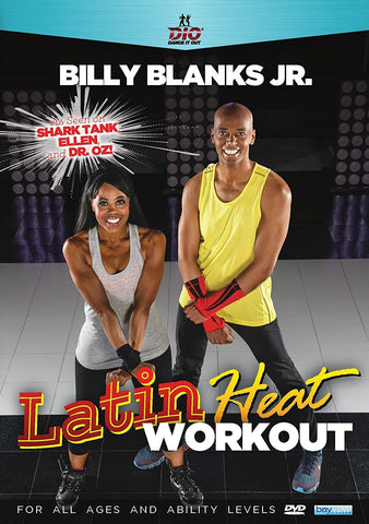 Dance It Out: Latin Heat