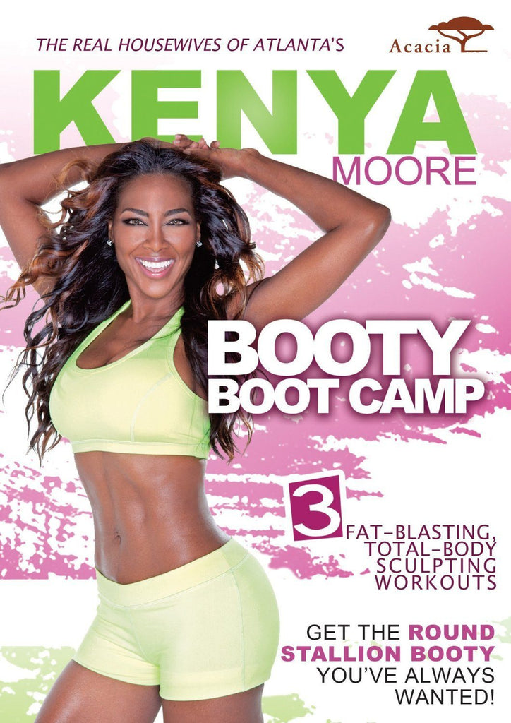 Kenya Moore's Booty Boot Camp - Collage Video
