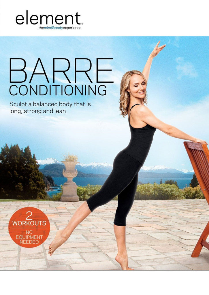 Element: Barre Conditioning - Collage Video