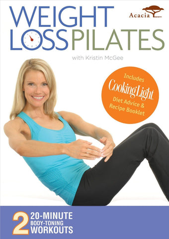 Weight Loss Pilates with Kristin McGee
