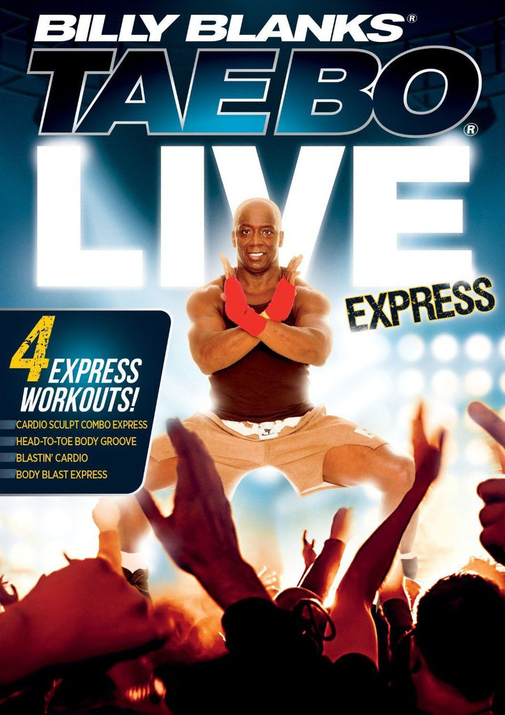 Billy Blanks' Tae Bo Live Express - Collage Video