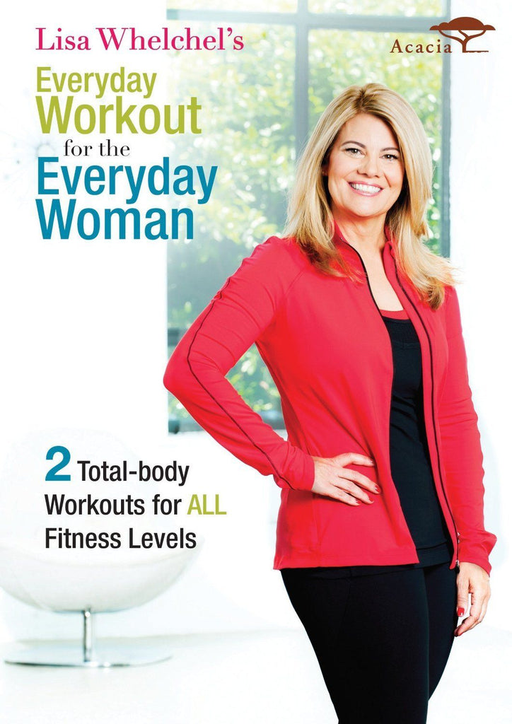 Everyday Workout for the Everyday Woman with Lisa Whelchel - Collage Video