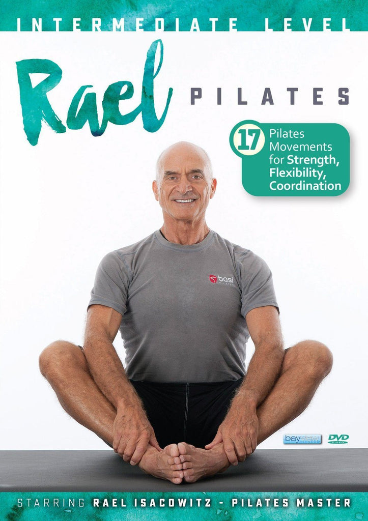 Rael Pilates System: Intermediate 17 Movements - Collage Video