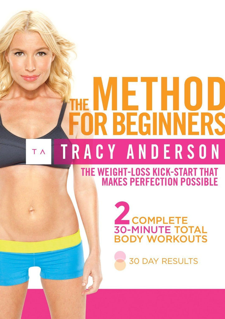 Tracy Anderson's The Method for Beginners - Collage Video