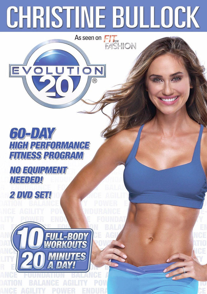 Evolution 20 with Christine Bullock - Collage Video