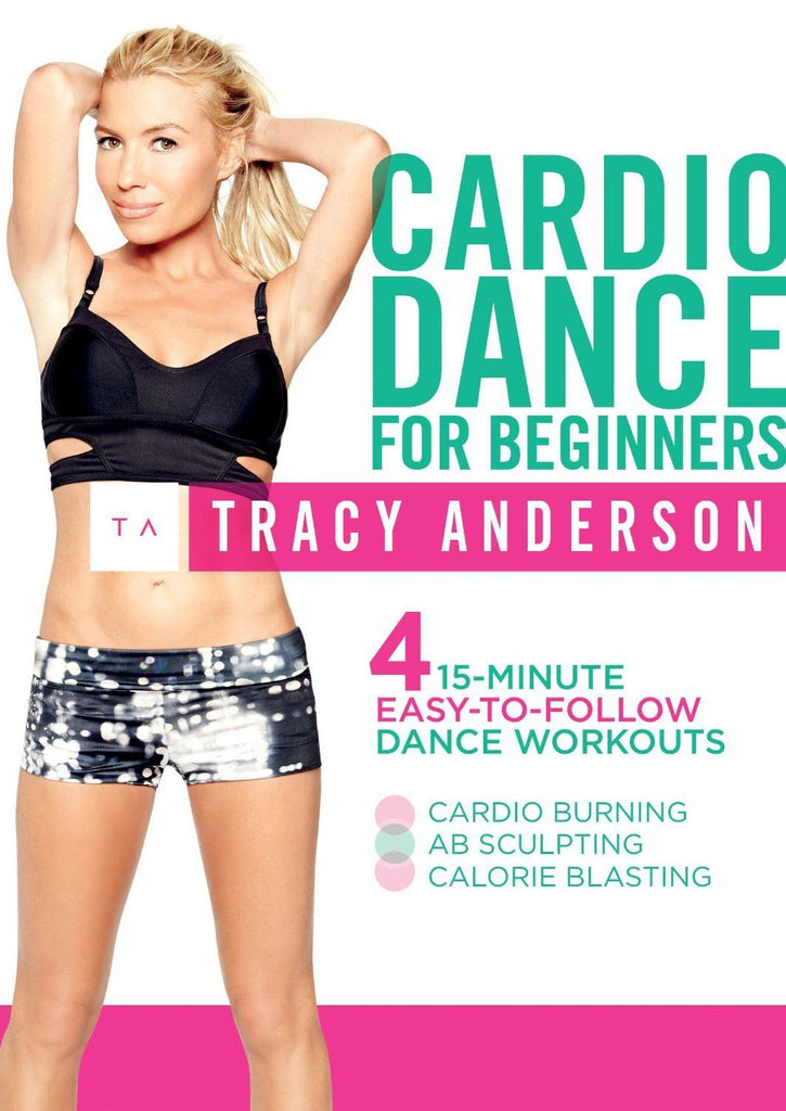 Tracy Anderson: Cardio Dance For Beginners - Collage Video