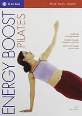 Energy Boost Pilates - Collage Video
