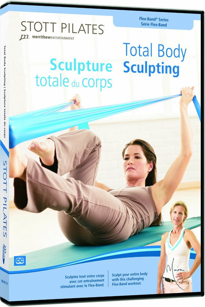 Stott Pilates: Total Body Sculpting - Collage Video