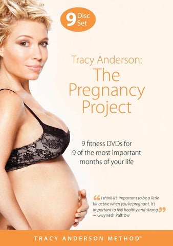 Tracy Anderson's The Pregnancy Project