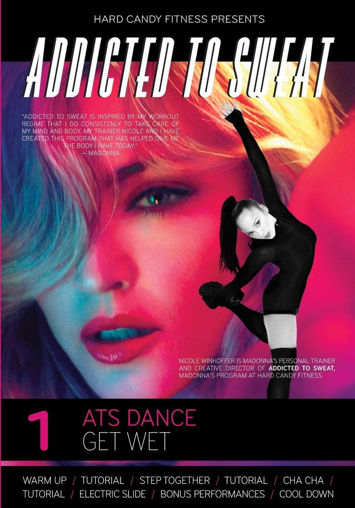 Addicted to Sweat - ATS Dance Vol. 1 - Collage Video